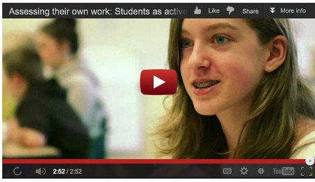 Video:  Student-centered learning in action - WOW Factor! | Into the Driver's Seat | Scoop.it
