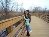 Traveling a Thompson Park Bridge Trail - Patch.com | Bridges of the World | Scoop.it