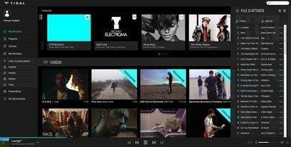 Tidal : du streaming lossless porté par Jay-Z et sa bande de stars   -thécaires   Espace musique & cinéma   Scoop.it