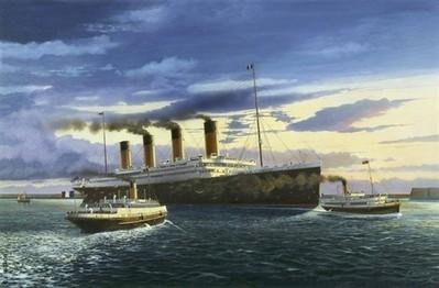 Cherbourg-Octeville - Le Titanic à Cherbourg, une exposition à succès | Revue de Web par ClC | Scoop.it