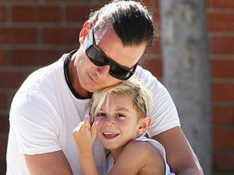 5 Parenting Lessons We Can Learn From Celebrity Dads   YourTango   Morning Radio Show Prep   Scoop.it