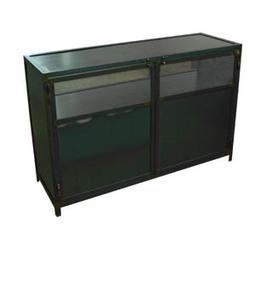 Muebles estilo industrial hierro madera vintage  | MUEBLE INDUSTRIAL PARA TV DE HIERRO | Muebles de estilo industrial de hierro | Scoop.it