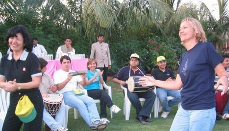 The Role of Icebreakers in experiential workshops | Serious Play | Scoop.it