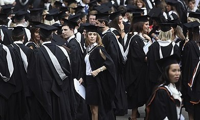 Half of recent UK graduates stuck in non-graduate jobs, says ONS | Higher Education and academic research | Scoop.it