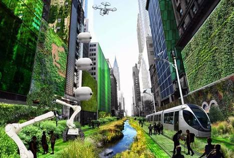 Comment inventer la ville intelligente de demain ? | Urbanisme | Scoop.it