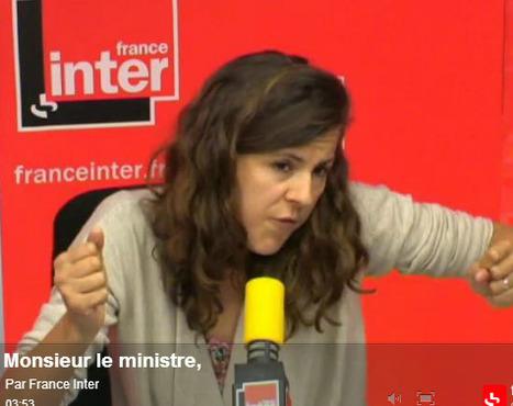Monsieur le ministre, / France Inter | learning | Scoop.it