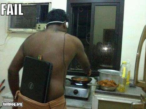Portable Music Player FAIL - Epic Fail Funny Videos and Funny ... | Fail | Scoop.it