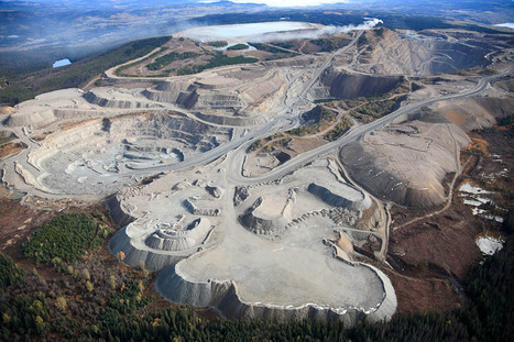 Endako mine effluent affecting aquatic environment in north-central B.C.   Sustain Our Earth   Scoop.it