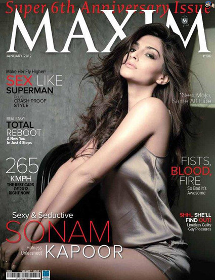 Bollywood Stars on Magazine Covers in January   Bollywood Trendz   celeb style   Scoop.it