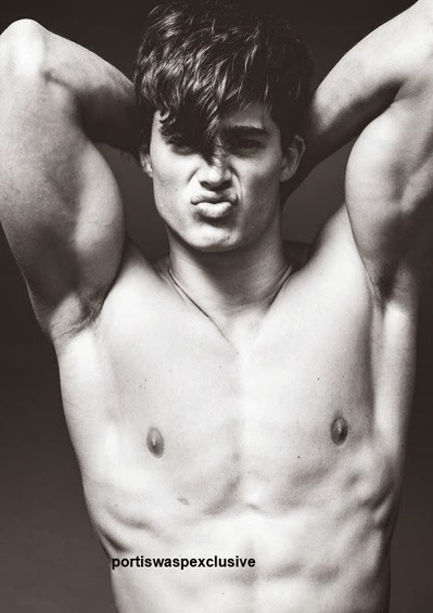New faces: Pietro Boselli - JHP by Jimi Paradise™ | FASHION & LIFESTYLE! | Scoop.it
