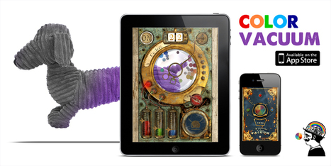 Curious Hat | We design the digital playground for curious minds : Curious Hat | Apps In Elementary | Scoop.it