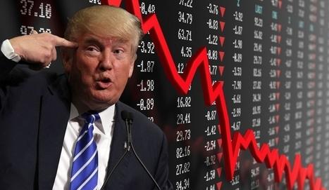 Trump: quel enjeu possible pour les marchés ?   le trading CAC et DAX  en live sur www.live-traders.fr   Scoop.it