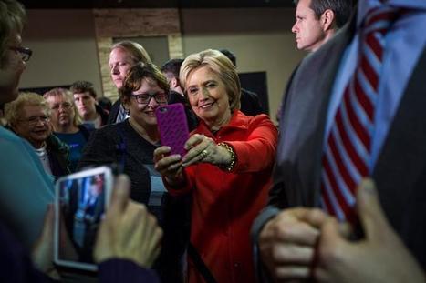 Hillary Clinton: primera generación de mujeres poderosas | Genera Igualdad | Scoop.it