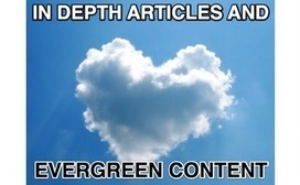 A Great Strategy to Create In-Depth Evergreen Content | Content Strategy | Scoop.it