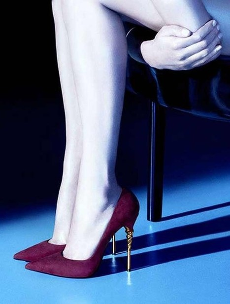 Le Silla Shoes With High-Heel Fall Winter 2015-2016 Collection | Le Marche & Fashion | Scoop.it