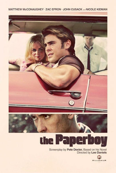 Nicole Kidman, Matthew McConaughey And Zac Efron In The Paperboy Trailer | Nicole Kidman | Scoop.it