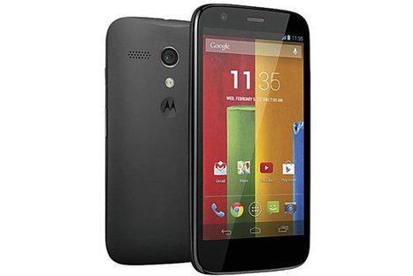Motorola officialise son Moto G, disponible le 19 novembre dès 169 euros | Moto G | Scoop.it