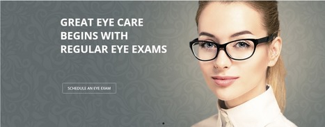 Convenient Eye Exams For Your Precious Two | Informational Efficiency | Scoop.it