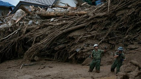 Landslides After Heavy Rain Kill at Least 36 in Japan   NYTimes.com   Sustain Our Earth   Scoop.it