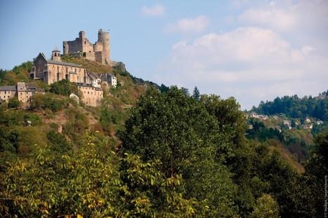 Découvrez Najac en randonnant | L'info tourisme en Aveyron | Scoop.it