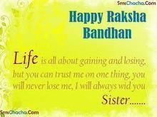 Rakshabandhan Facebook Message | results | Scoop.it