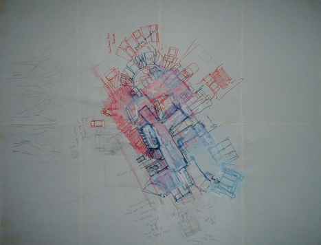 Childhood Drawing Experiences » Painting, Drawing and Molecular Biology | Drawing to Learn. Drawing to Share. | Scoop.it