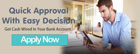 Payday Loans- Get Urgent Cash Help To Fulfill Your Personal Needs and Expenses! | Loans For Self Employed | Scoop.it
