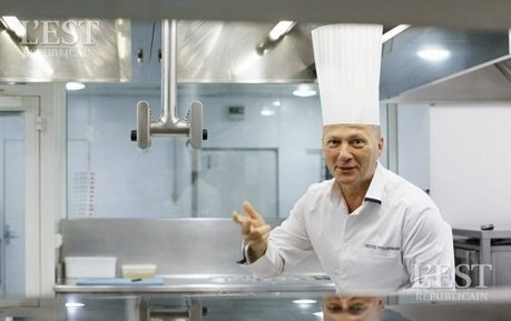 TELEVISION Nancy : le chef du Capu sur TF1 - Est Républicain | Gastronomie Française 2.0 | Scoop.it