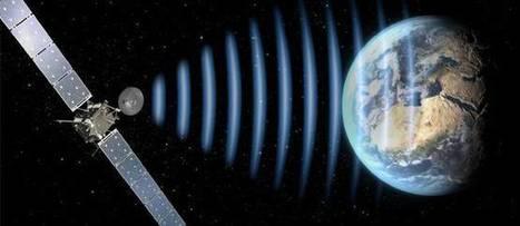 Exploration spatiale : Rosetta s'est bien réveillée | Veille technologique | Scoop.it
