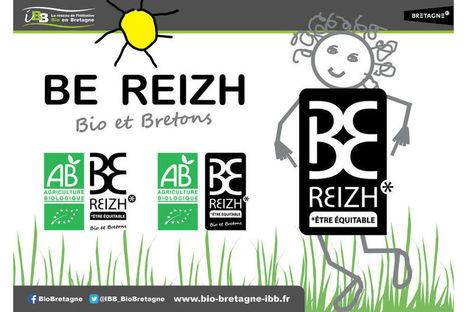Be Reizh, la nouvelle marque alimentaire de produits bio bretons | Entreprises de la filière bio | Scoop.it