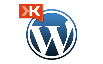 Klout Quietly Adds WordPress to Klout Scores | SMB Social Media Monitor | Scoop.it