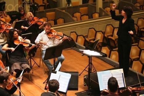Femmes chefs d'orchestre : une évolution à petits pas | La Musique en Médiathèque et ailleurs | Scoop.it