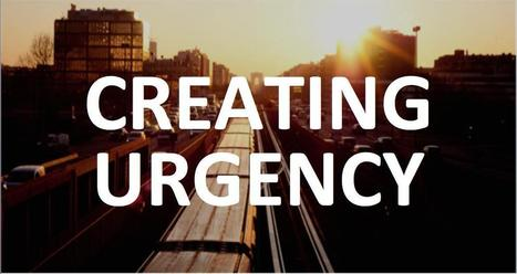 How to create urgency in sales without being pushy | Sales and Business Development | Scoop.it