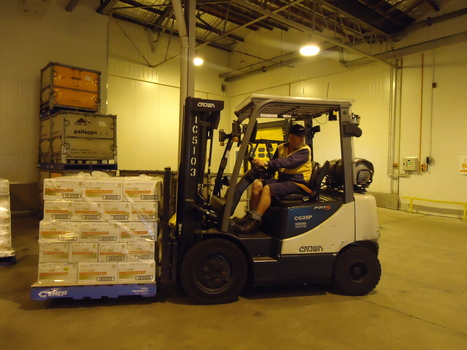 Les - Forklift Operator | Health, Safety, Environment and Training in Manufacturing (OHS Quest 2) | Scoop.it