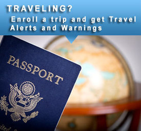 Smart Traveler Enrollment Program | Vacation & Travel | Scoop.it