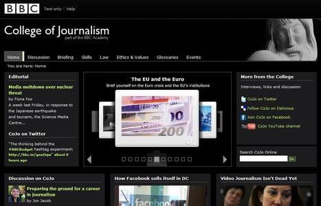 BBC College of Journalism   Top sites for journalists   Scoop.it