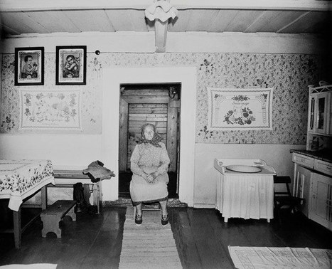 Zofia Rydet, the old lady who wanted to photograph the inside of every single house in Poland | The Aesthetic Ground | Scoop.it