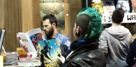 BD : le Grand Prix d'Angoulême est-il obsolète? | A propos de la bande dessinée | Scoop.it