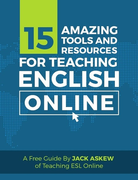 15 Amazing Tools and Resources for Teaching English Online | terminology and translation | Scoop.it