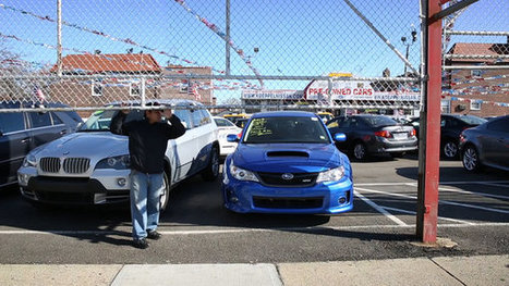 In a Subprime Bubble for Used Cars, Borrowers Pay Sky-High Rates | Automotive Direct Marketing | Scoop.it