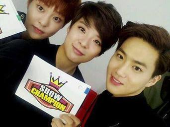 Twitter / EXOFanclub_ID: [OFFICIAL] 140124 MBC Show ...   Meymey   Scoop.it