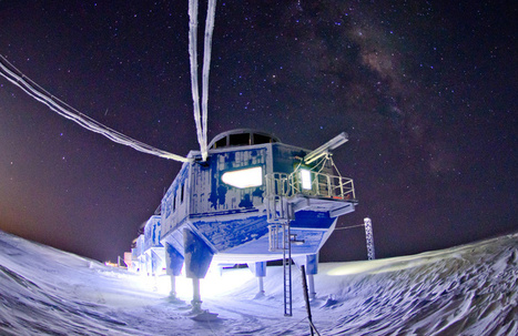 hugh broughton architects: halley VI mobile antarctic research station | architecture-info | Scoop.it
