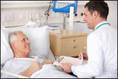 "Whatever happened to ""bedside manners""? 