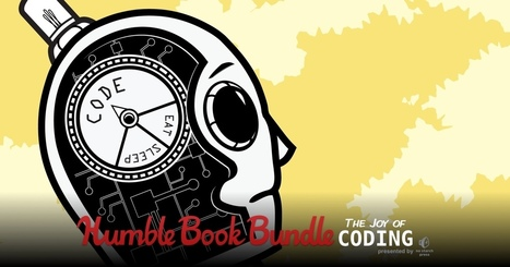 Humble Book Bundle: Joy of Coding presented by No Starch Press | Bazaar | Scoop.it