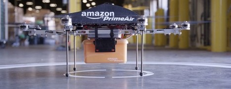 Amazon Plans Prime Air Delivery Drone Tests In The UK | Inbound marketing + eCommerce | Scoop.it