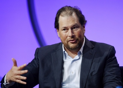 Salesforce has most attractive workforce in SF, report says | All things webtech | Scoop.it