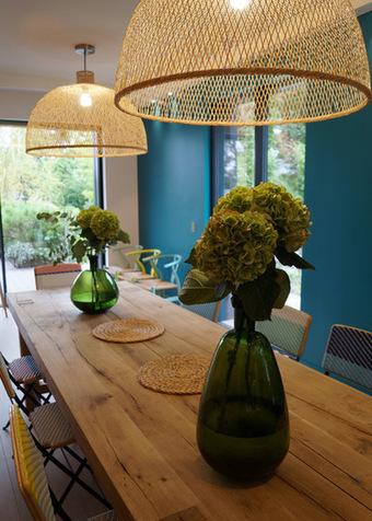 Déco de printemps : Les suspensions tressées envahissent nos intérieurs | CD-rooms | architecture intérieure & décoration | Scoop.it