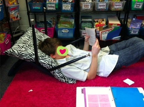 Comfy Library Organization! - One Teacher's Take... is Another's ... | Guided Reading Circles | Scoop.it