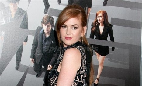 Isla Fisher glows at Now You See Me premiere | ShowBizLondon.com | The UK's Entertainment News & Gossip website | Giving you the complete picture - on all your favourite London celebrities. | Scoop.it