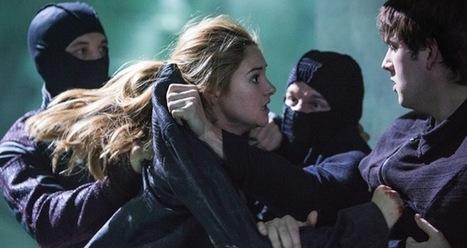 'Divergent': 10 New Stills Feature Shailene Woodley, Theo James (PHOTOS) - Moviefone | YAFic | Scoop.it